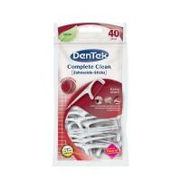 3x DenTek Complete Clean Zahnseidesticks VE 40 = 120...